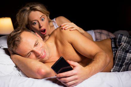 Dikke penis in een porno film is niet wat elke man heeft